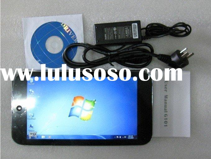 "NEW Windows 7 OS 10.2"" Capacitive multi-touch screen Tablet PC Laptop Notebook Computer 2011"