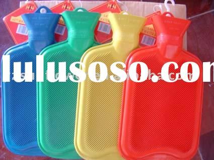 Natural Rubber Hot Water Bottle