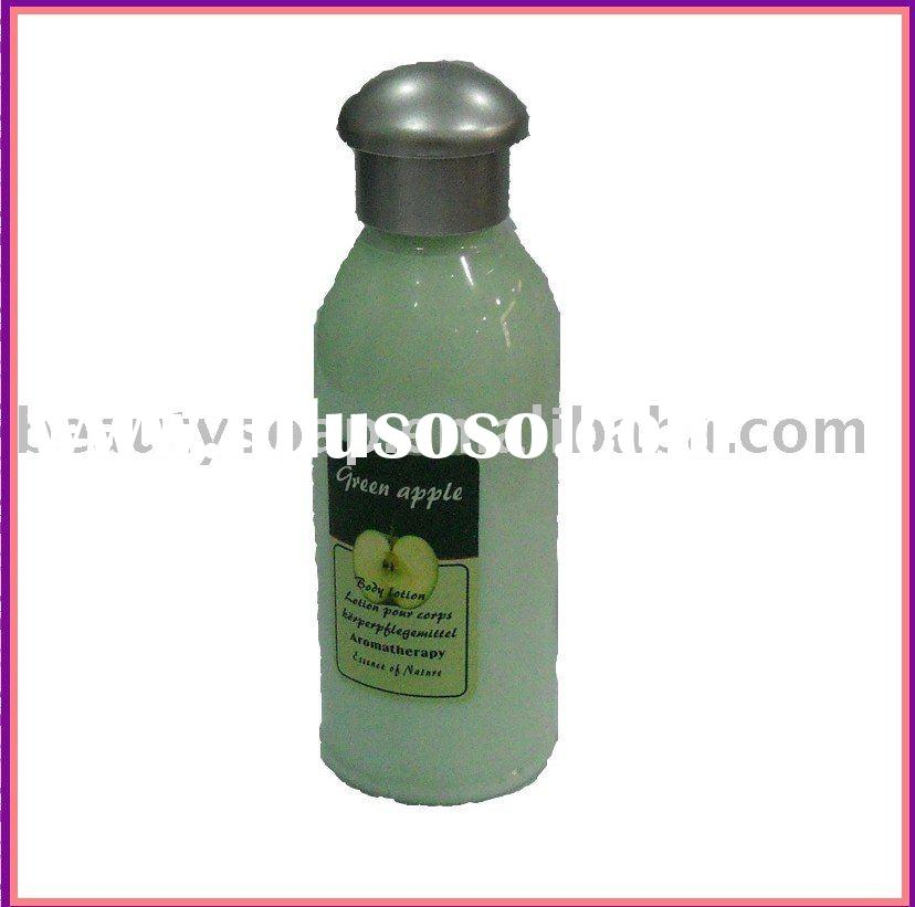 Natural apple extract Vit-C skin care body lotion