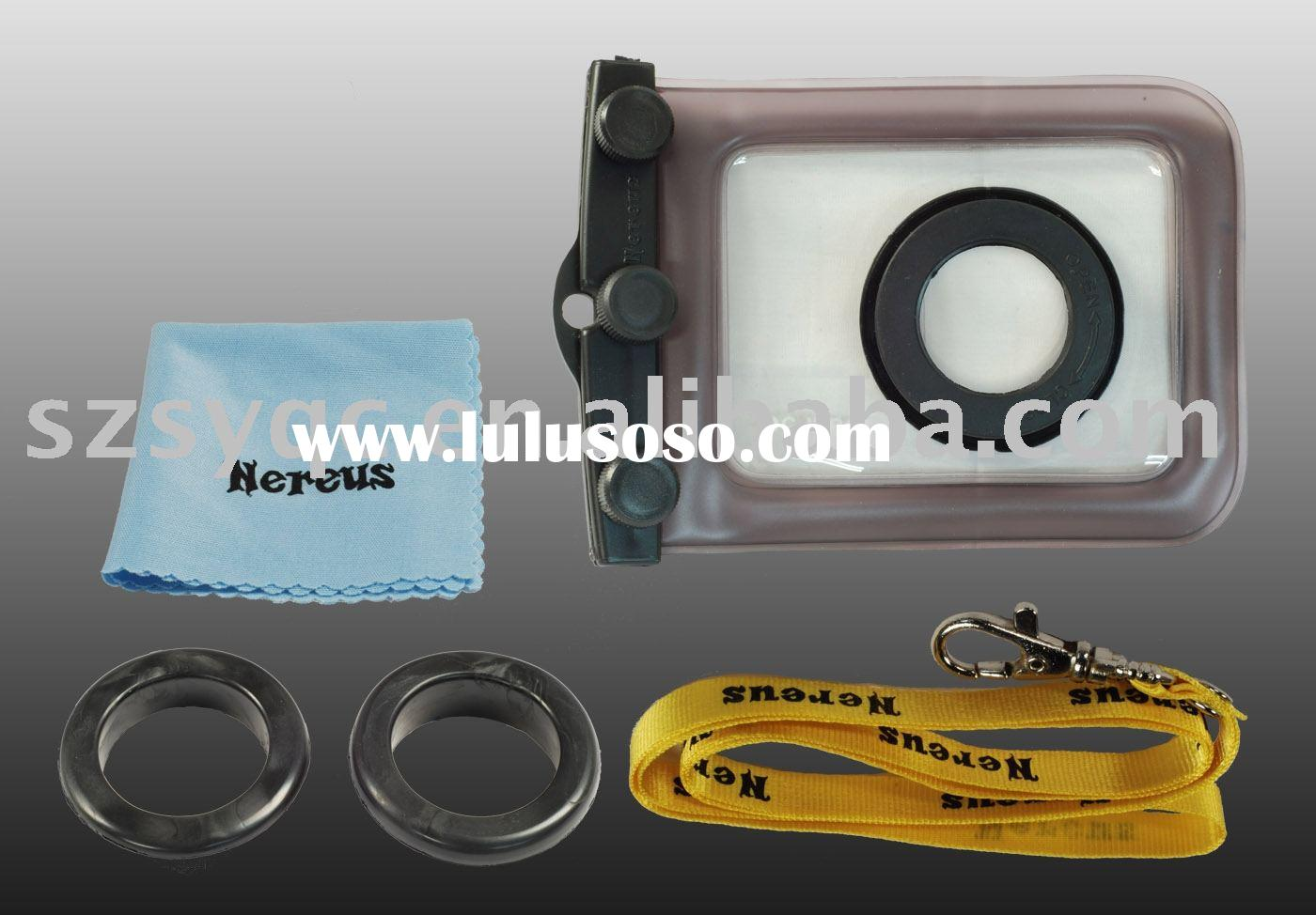 Nereus DC-WP10 Digital Camera Waterproof Case / Bag