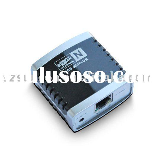 Networking USB 2.0 Server