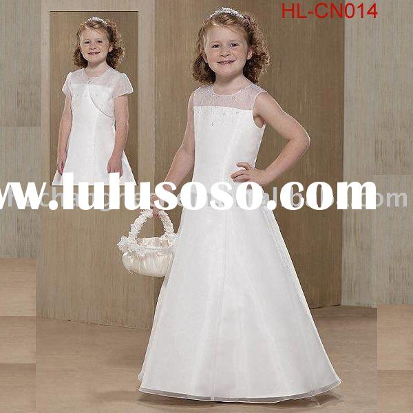 New Style Amazing Flower Girl Dress/Children DressHL-CN014