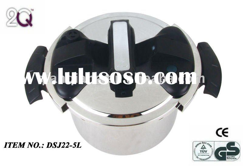 New design stainless steel pressure cooker