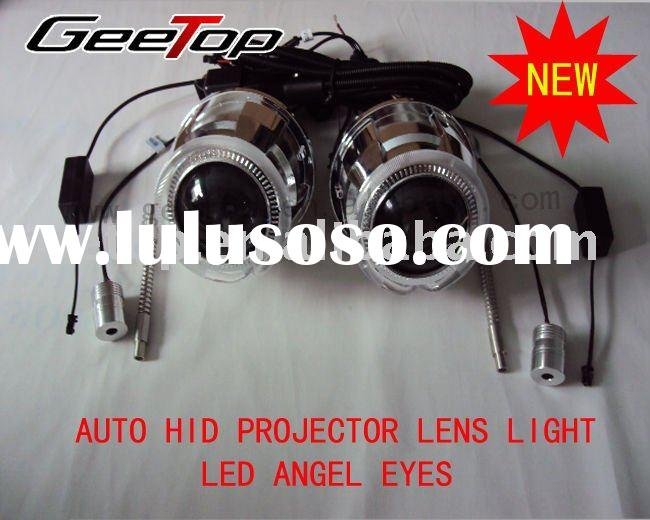 Newest auto H4 hid bi-xenon projector lens light