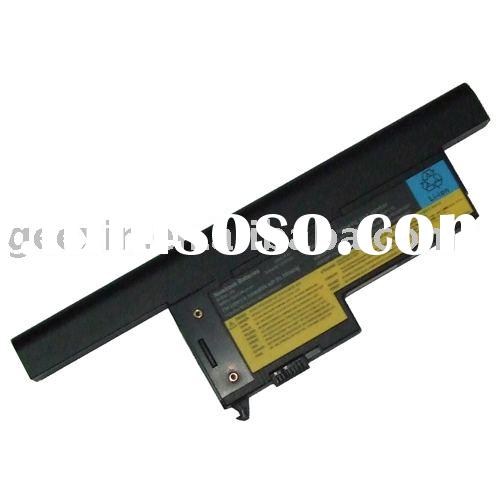 Notebook battery ( compatible laptop battery, replacement laptop battery) for Lenovo ThinkPad X60