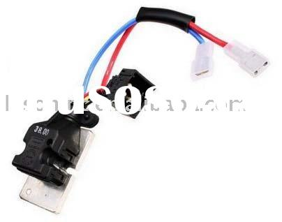 OE quality blower motor resistor for Mercedes Benz