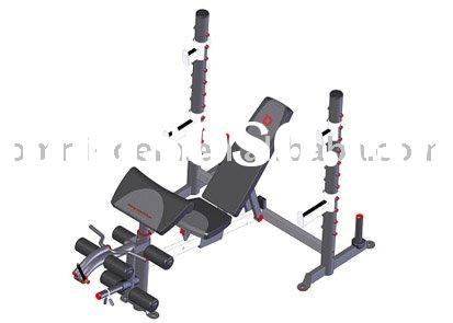 Olympic Weight Lifting Bench