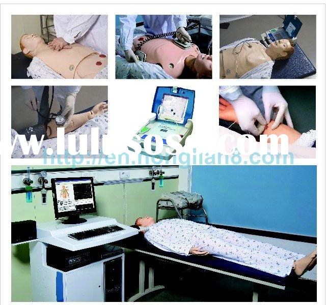 Online Version of Nursing Skills Training System(cpr manikin ,educational equipment)