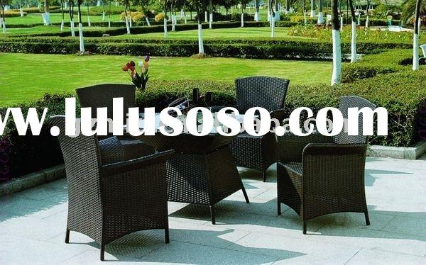 Outdoor furniture set outdoor wicker furniture