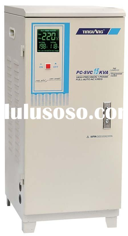 PC-SVC AC voltage regulator,Servo Motor control
