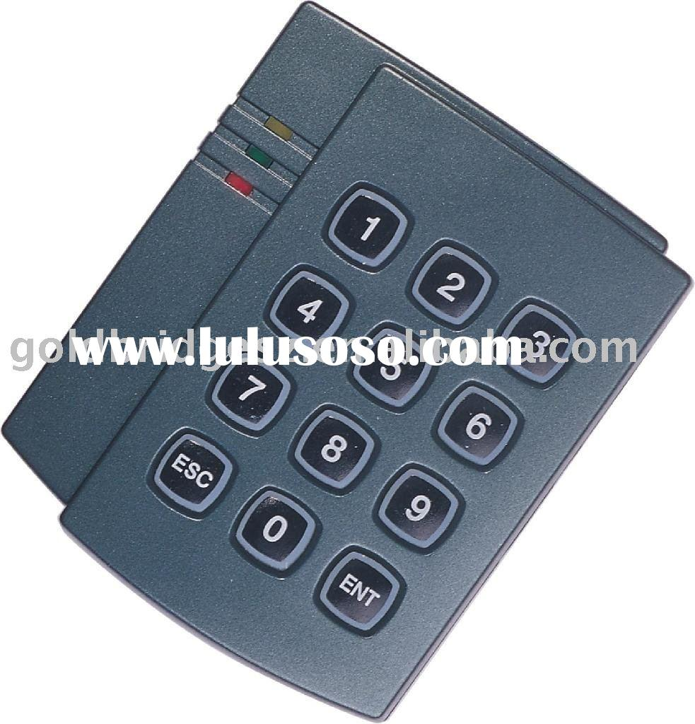 PIN Keyboard access control card reader