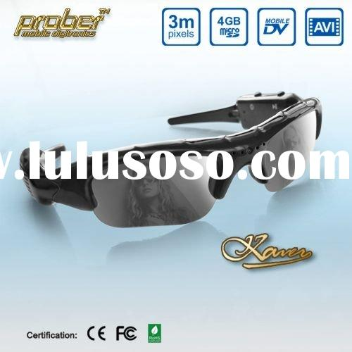 PROBER-video glasses/video sunglasses/video eyewear/video goggles/video glasses for sports