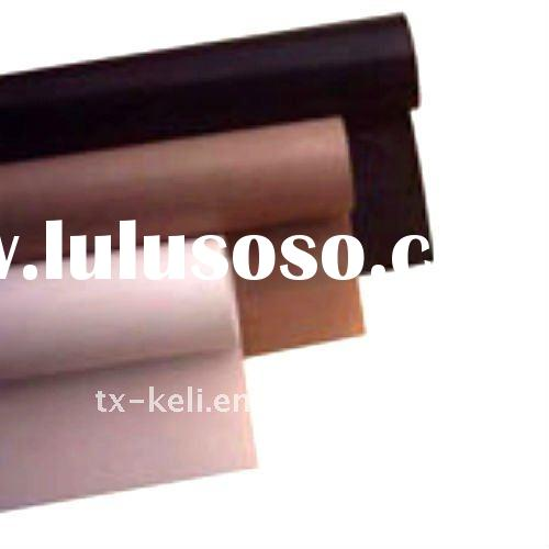 PTFE Coated Fiberglass Fabric/Cloth - PTFE coated both sides, used for food baking & heat sealin