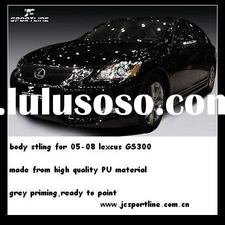 PU Body kits For Lexus GS 300, spoiler for lexus