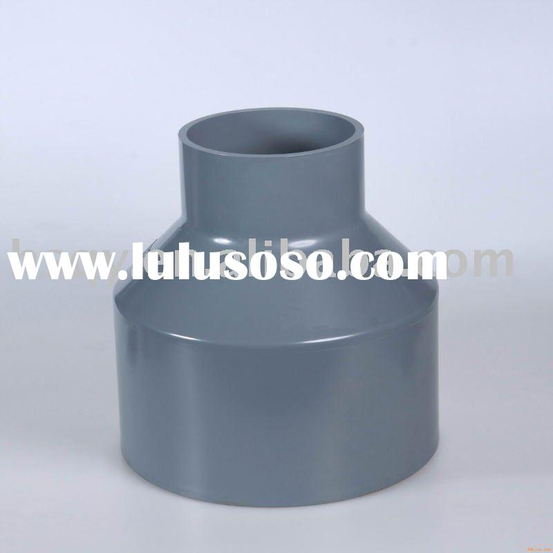 Pvc pipe reducer manufacturers in