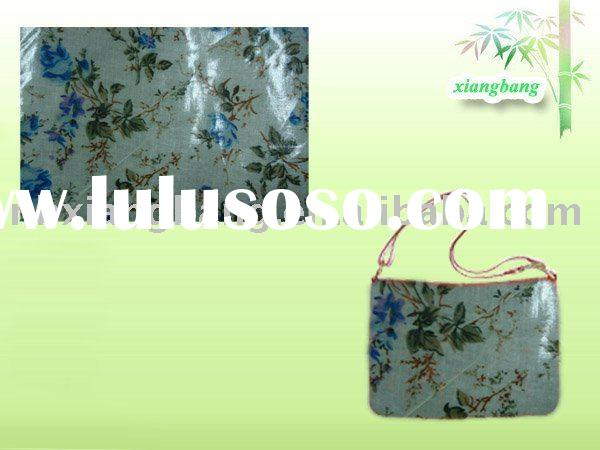 PVC printed cotton fabric