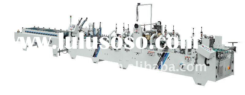 Paper Box Making Lines Machinery