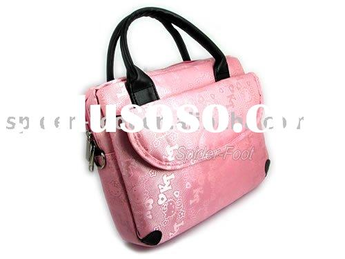Pink Hello Kitty Handbag Netbook Case for 10.2 inches Laptop/Notebook
