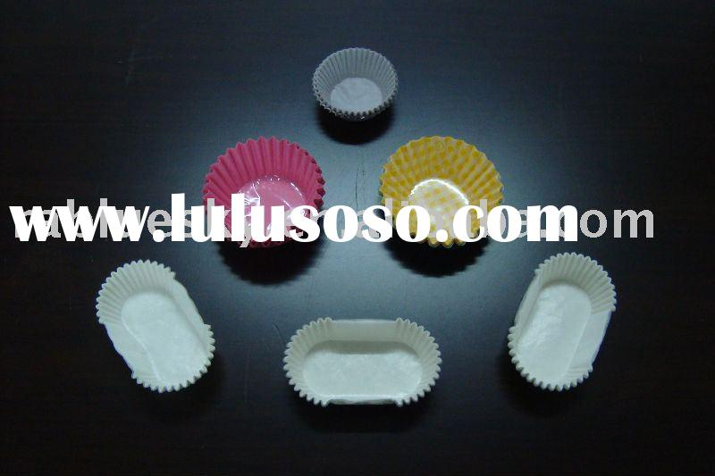 Plastic Baking Cup Making Machine