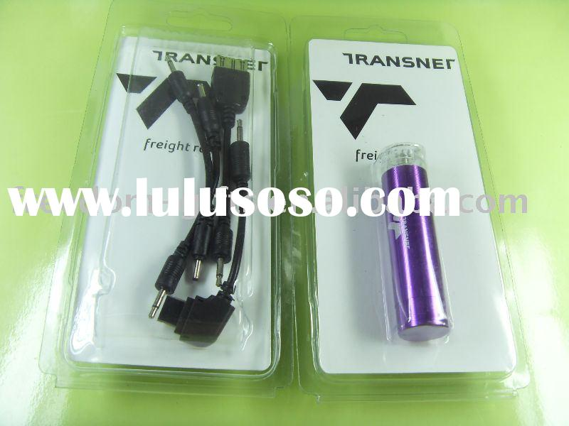 Portable Emergency Mobile Phone Charger