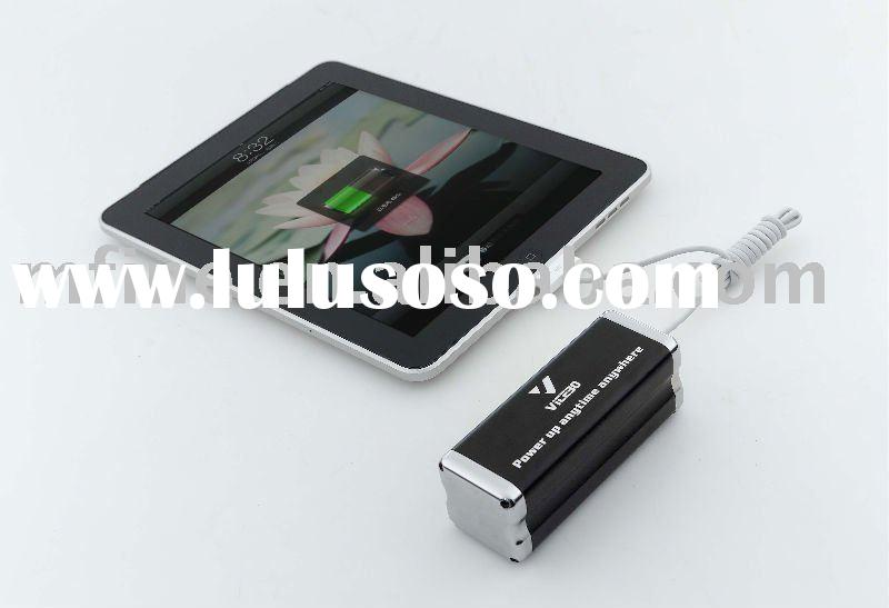 Portable USB External Battery Backup Charger for iPad/ iPod/Nano/Classic/Touch/iPhone/3G/3GS