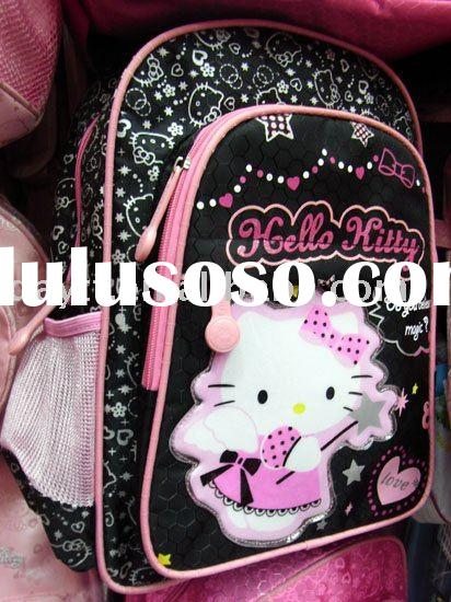 Power seller +Hello kitty school bag /backpack/children school bag A965 wholesale