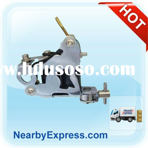 Professional 10 coils Shader Liner Stainless Steel Tattoo Machine kit ,tattoo gun