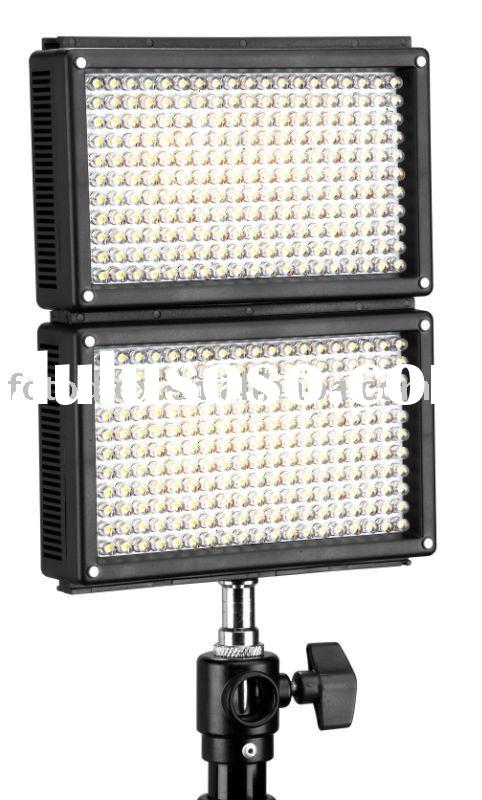 Professional LED Video Light F-LED209A for Camera & DV