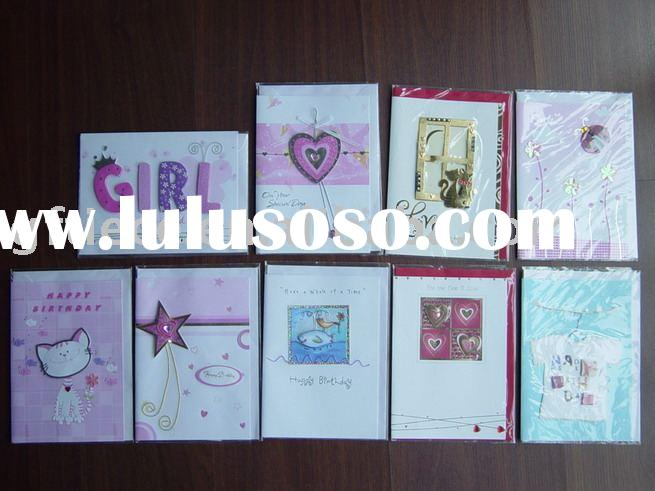 Professional handmade card/ BIRTHDAY CHRISTMAS VALENTINE WEDDING CARD ALL KINDS OF CARD MANUFACTURER