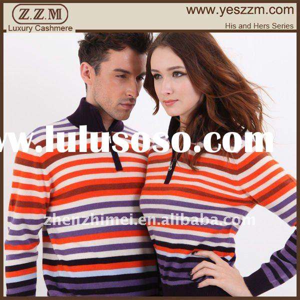 Pure Cashmere his and hers shirts