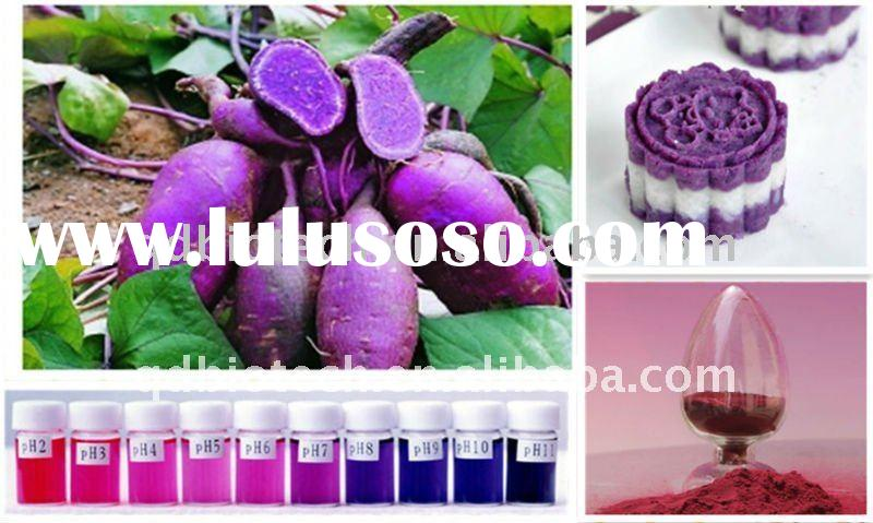 Purple sweet potato color for food red coloring Food pigment