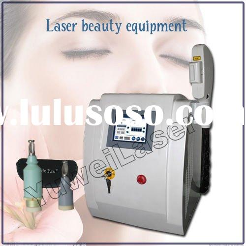 Q switch medical laser dispel freckle machine tattoo pigment removal