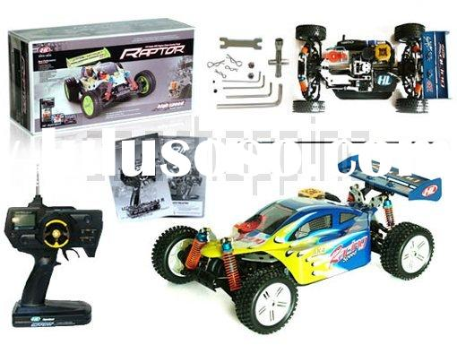 Raptor 1/10th nitro buggy Rc Nitro Car HY000209