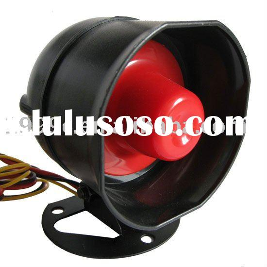 Re-programmable Horn Siren,Alarm Horn,Car horn, horn speaker