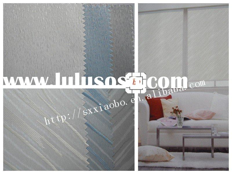 Ready-made 100% polyester jacquard blackout roller blind