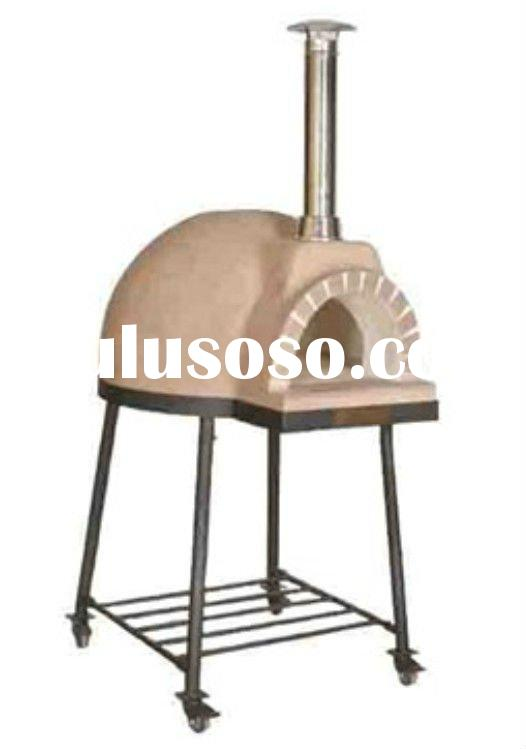 Refractory Bricks Wood Fired Pizza Oven