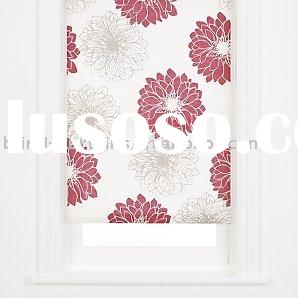 Roller window shade