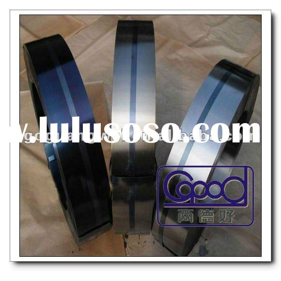 Round edge Hardened and tempered steel strip/coil for rolling shutter spring