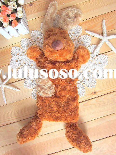 Rubber Hot Water Bottle With Dog Animal Cover