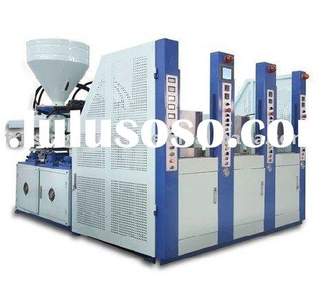 Crumb Rubber Injection Molding Machinery