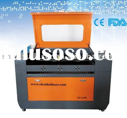 SH-G690 laser cutting/engraving/cutter/engraver(looking for sales agents in Guam)