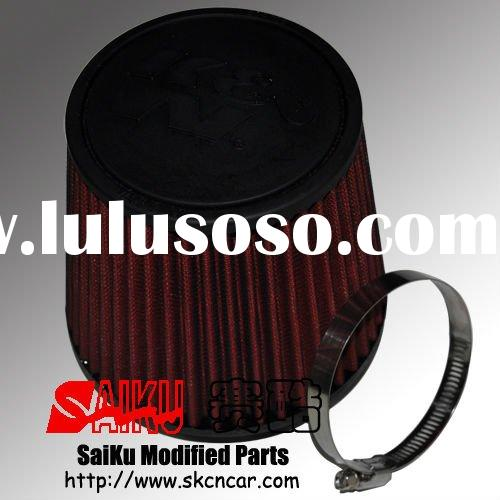 SK-A004 K&N high-flow air filter intake parts-type S