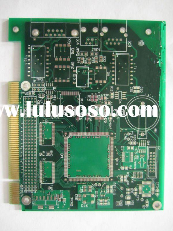 SMT PCB/One layer PCB manufacturer(FR4,Single/Double/Multilayer PCB Assembly)