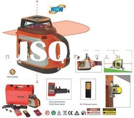 SP100 Automatic Self-leveling rotary Laser Level kit,