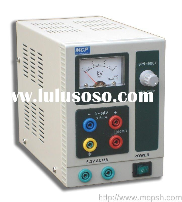SPN6000A - high voltage adjustable DC power supply