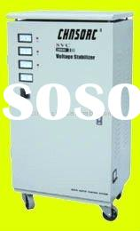SVC Three Phase Vertical Voltage Stabilizer Model No.SVC-20KW
