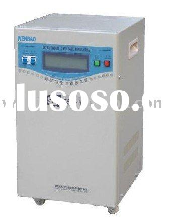 SVC automatic AC voltage regulator(AVR voltage stabilizer)