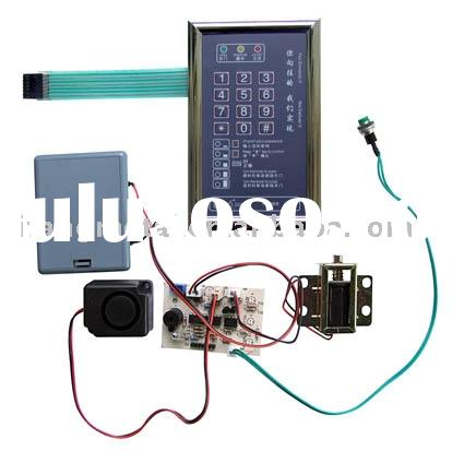 Safes parts of Electronic Panel locks