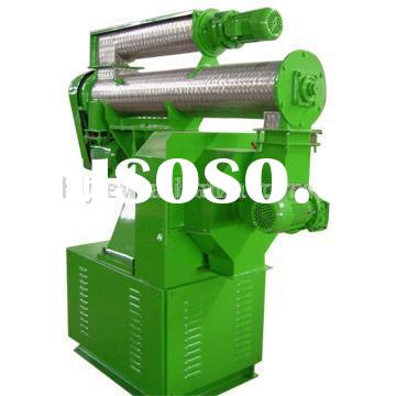 Sawdust and Straw Pellet Mill