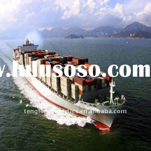 Sea shipping cargo from Shanghai to Batam in Indonesia